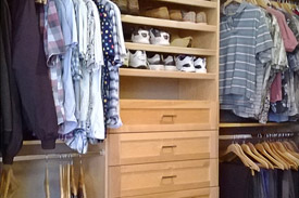 Custom Closet Organizer Hillsborough