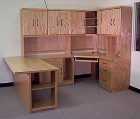Custom Office Furniture Hillsborough County